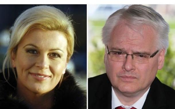 Photo of Hrvatska: Josipović i Kitarovićeva u drugom krugu