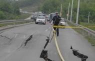 Zbog klizišta na putu Tuzla- Zvornik zatvoren saobraćaj
