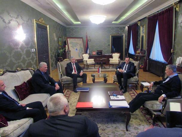 SNSD bliže odluci da ne bude dio vlasti na nivou BiH