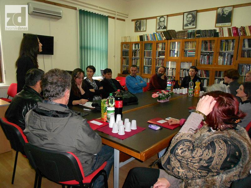 Photo of Seminar za bibliotekare u zvorničkoj Narodnoj biblioteci