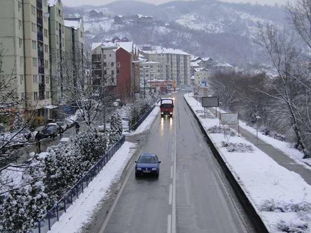 Ugažen snijeg, poledica i smanjena vidljivost