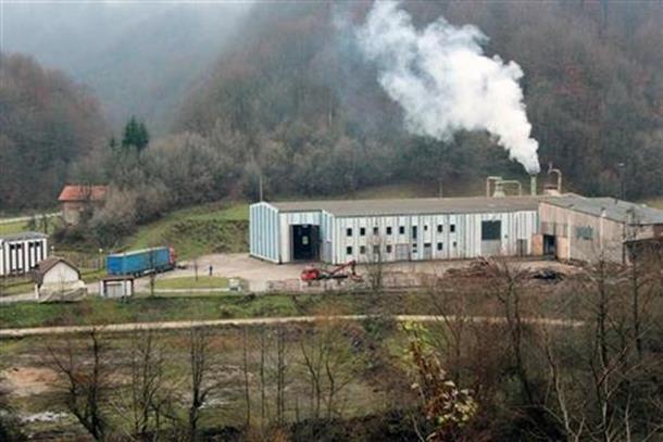 U Srebrenici otvorena fabrika peleta