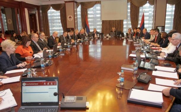 Vlada RS utvrdila set reformskih zakonskih rješenja