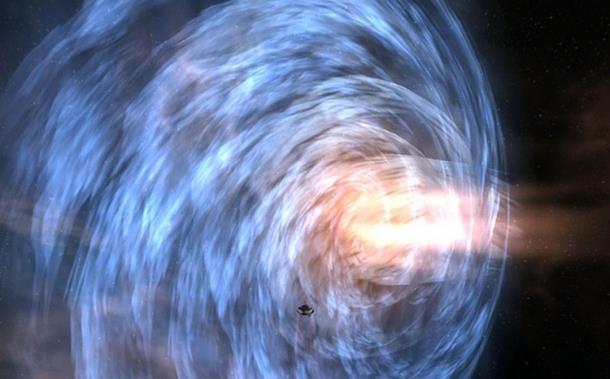 Photo of Da li ćemo ikada putovati kroz svemirske crvotočine?