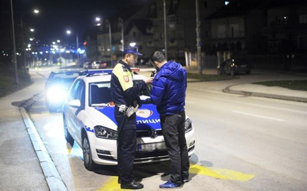 Photo of Za 4 dana, 252 vozača kažnjena zbog prekoračenja brzine, šest privedeno na trežnjenje