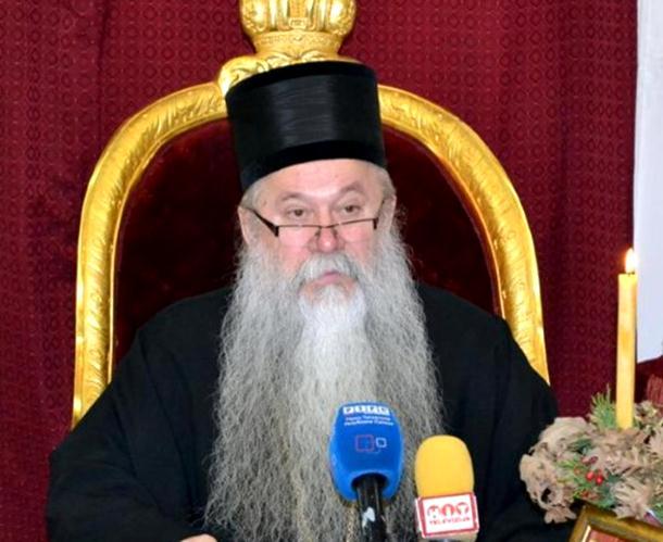 Vladika Hrizostom: Crkva mora biti sa narodom