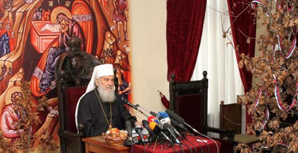 Božićna poslanica Patrijarha srpskog Irineja