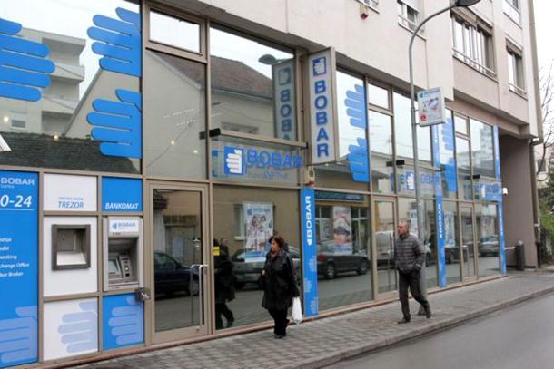 Pokrenut stečaj u Bobar banci