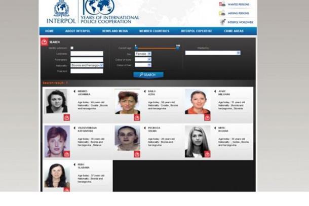 Photo of Sedam žena iz BiH koje traži čitav svijet
