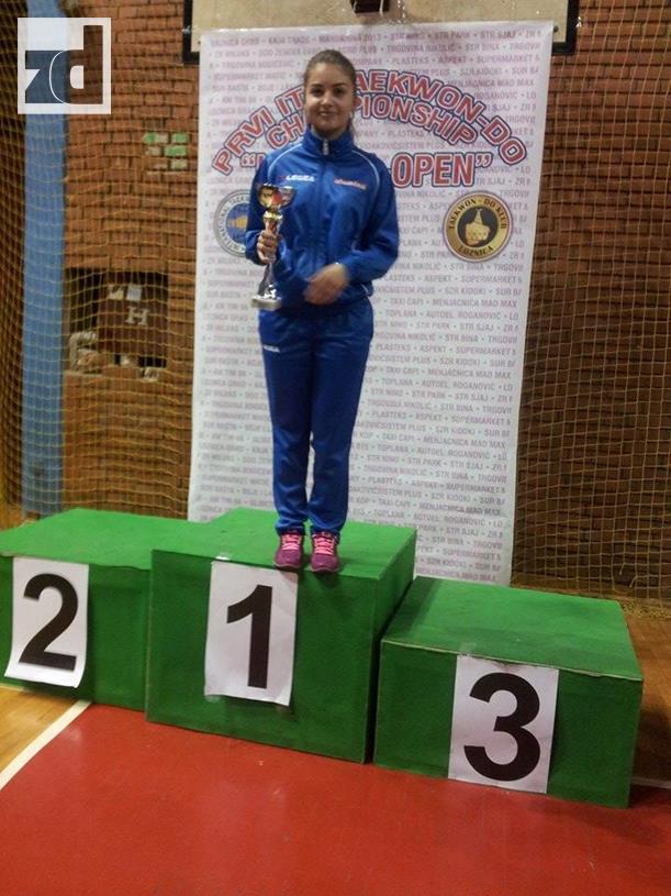 Photo of NASTAVLJENA NISKA USPJEHA: Katarina Kusmuk će proteklu godinu pamtiti kao veoma uspješnu