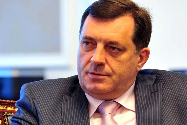 Dodik: Ivanić vaspitan u duhu rasprodaje svega što pripada Srbima i RS