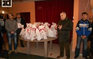 Načelnik Stevanović ururčio paketiće djeci sa posebnim potrebama