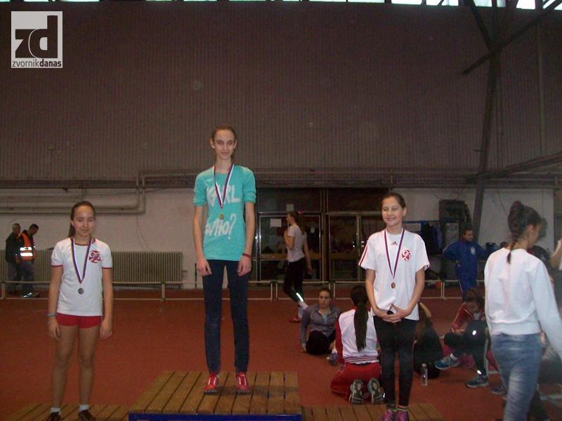 Photo of Uspješan početak sezone za mlade atletičare Zvornika