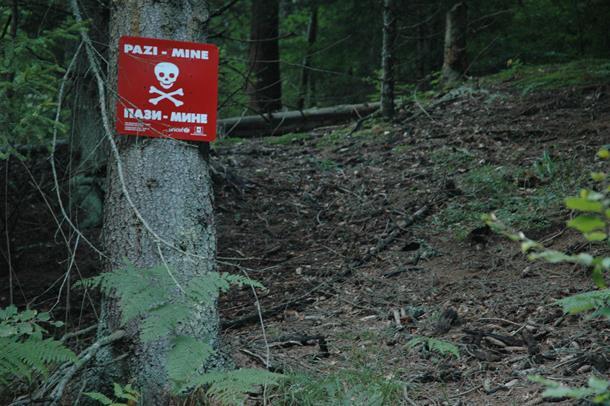 Na području Srebrenice 85 minskih polja