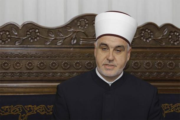 Kavazović poželio mir i zdravlje pravoslavnim vjernicima