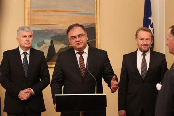 Photo of Krajem 2017. BiH bi mogla dobiti status kandidata