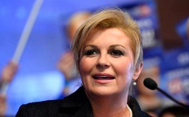 Photo of Grabar Kitarović novi predsjednik Hrvatske