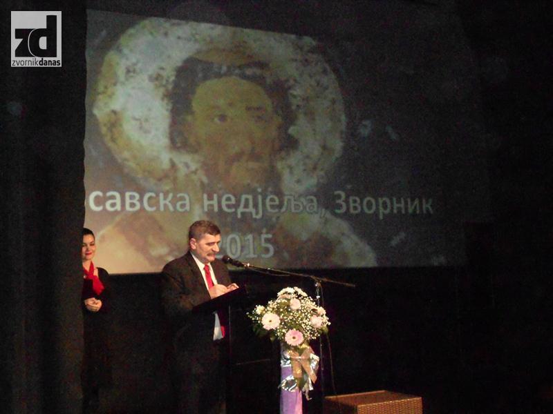 """Photo of """"Zvorničkim prozorima duše"""" otvorena """"Svetosavska nedelja 2015"""""""