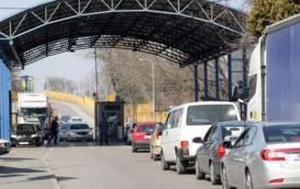 Na ulazu u BiH na Gradišci čeka se dva sata