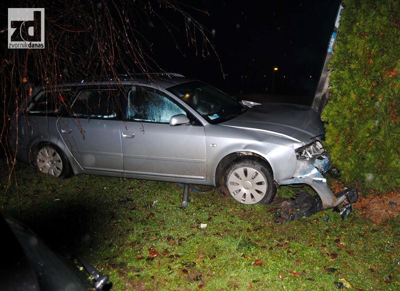 Photo of Saobraćajna nezgoda sinoć u Zvorniku: Nije bilo povrijeđenih