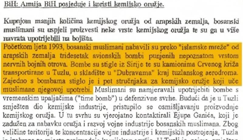 Photo of EKSKLUZIVNO: Armija BiH u napadu na Zvornik koristila hemijsko oružje (foto/video)