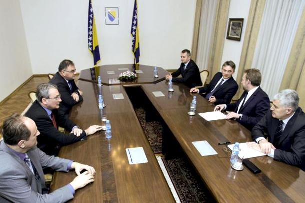 Sporno Ministarstvo civilnih poslova