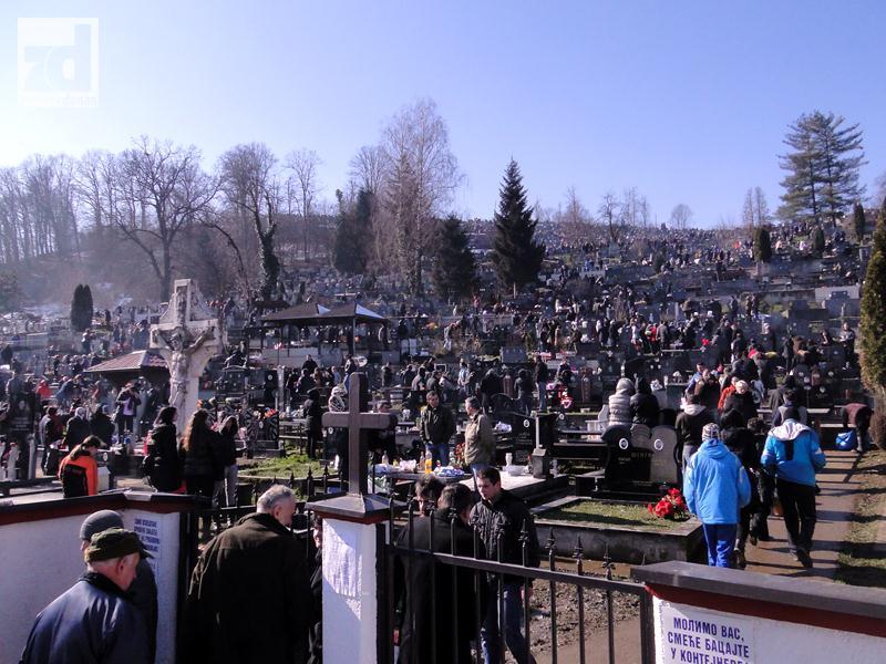 Photo of Zadušnice obilježene u Zvorniku (foto)