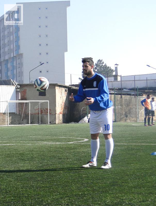 Od Nenada Nedeljkovića u Drini se očekuju golovi