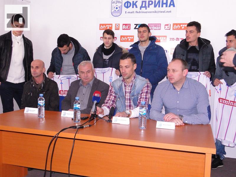 Photo of Drina predstavila pojačanja za drugi dio sezone: SEDAM POJAČANJA za opstanak