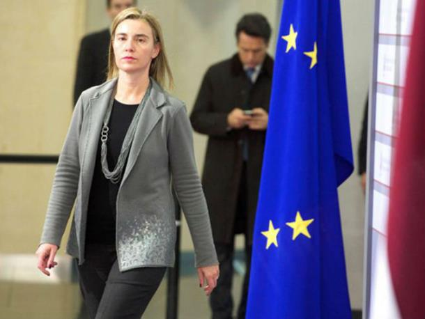Mogerini: SAD gube liderstvo, Evropa bi mogla da ih zameni