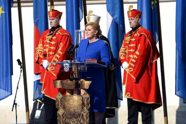 Grabar Kitarović: Posebna pažnja zaštiti manjina