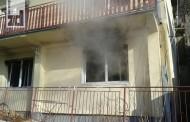 Izgorilo prizemlje kuće u Zvorniku