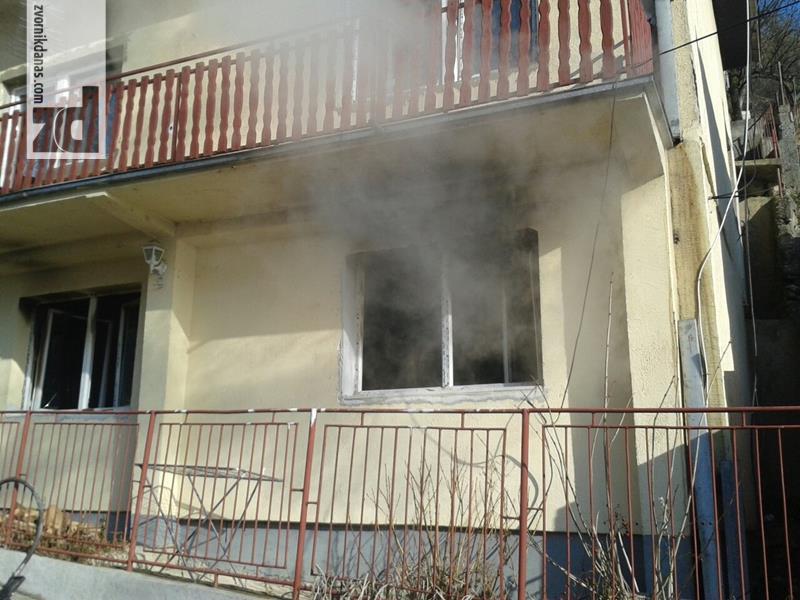 Photo of Izgorilo prizemlje kuće u Zvorniku