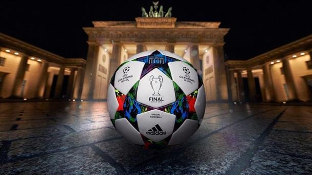 UEFA predstavila loptu za završnicu Lige šampiona