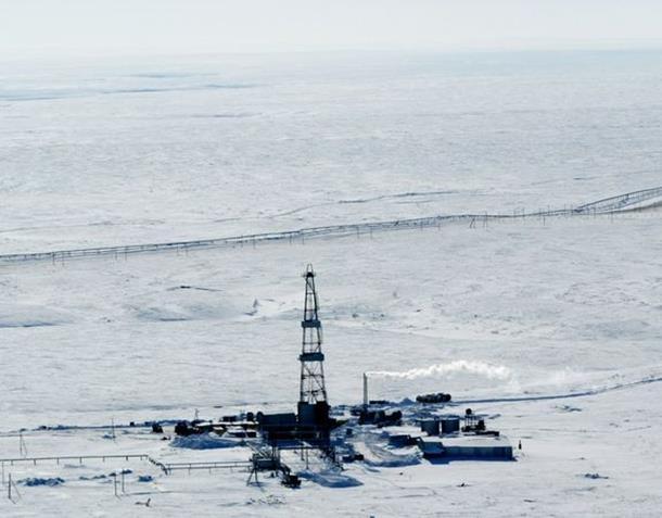 Borba za naftu i gas