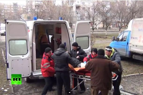 Photo of U napadu na bolnicu u Donjecku poginulo najmanje 15 ljudi