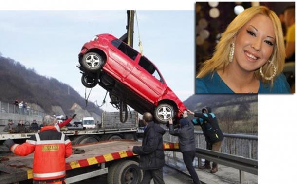 Photo of Nesuđena TV zvijezda utopila se u rijeci