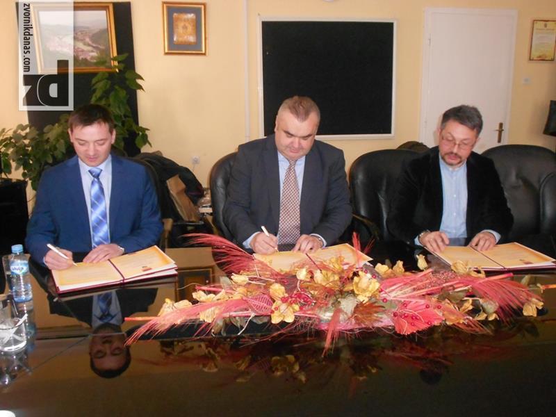 Photo of Potpisan Memorandum o saradnji između muzičkih škola iz Zvornika i Pingaua