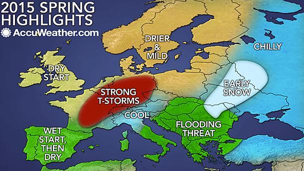 Balkanu opet prijete poplave?