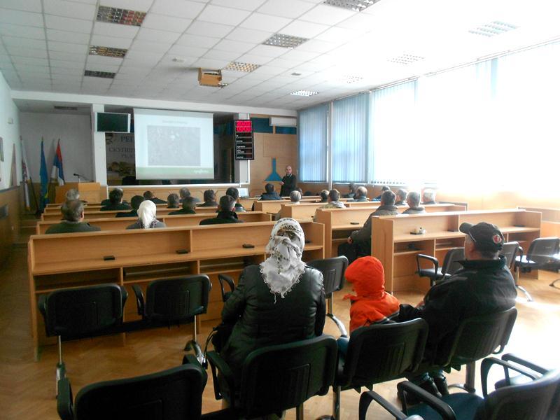 """Photo of """"Sinđentina"""" prezentacija za poljoprivrednike"""