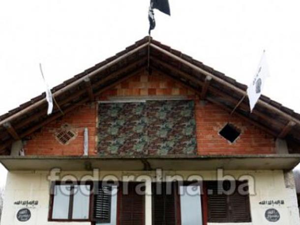 SIPA ušla u Maoču: Zastave Islamske države moraju biti skinute