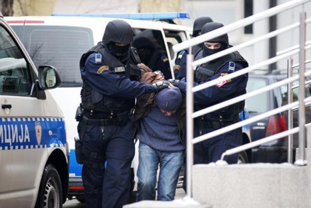 Predložen pritvor uhapšenima u akciji 'Marker 4'