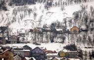 Brdo klizi prema kućama u Banjaluci