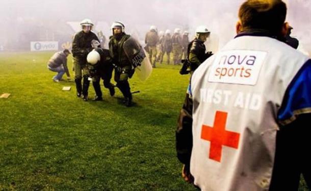 Photo of Grčka vlada zabranila igranje fudbala na nedjelju dana