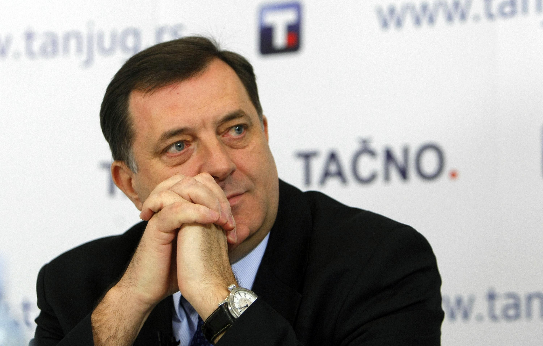 Dodik: Od Lavrova ću tražiti ruski veto na rezoluciju