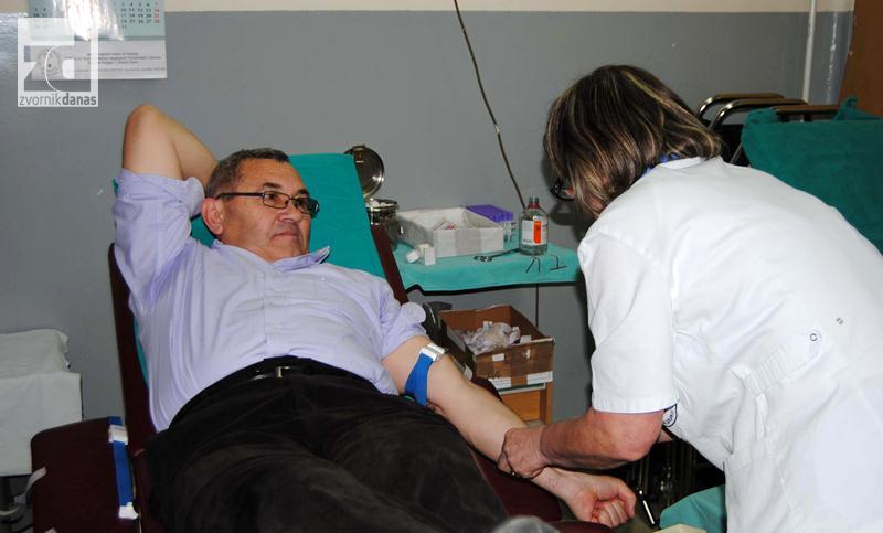 Photo of Ratni vojni invalidi darovali krv