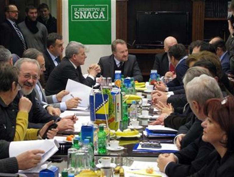 Photo of Ući u proceduru imenovanja Savjeta ministara i federalne Vlade