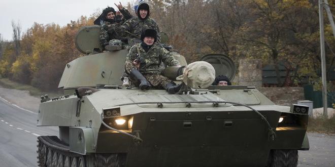Ukrajinske snage napale Marijupolj