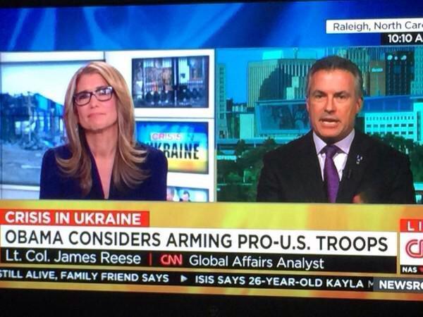 "Photo of Si-en-en: Ukrajinska vojska – ""proameričke snage""!"
