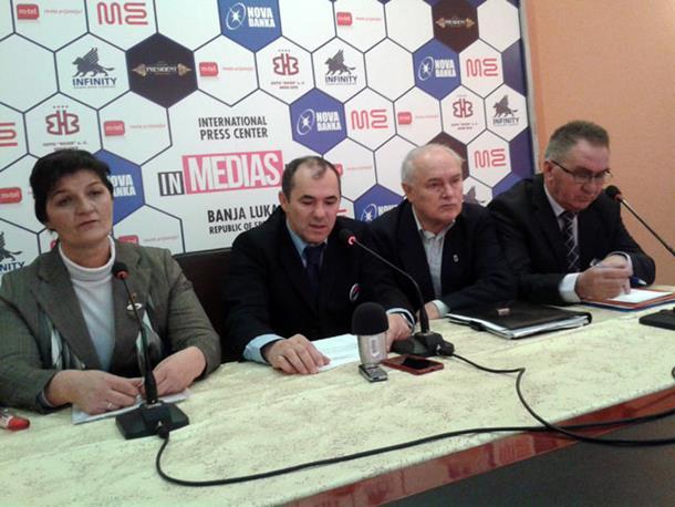 Photo of Boračka udruženja s poslanicima Srpske u Parlamentu BiH o DŽaferoviću